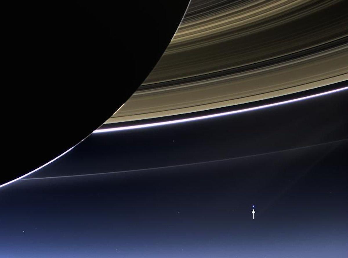 imágenes nunca vistas de saturno tomadas por la sonda cassini 21