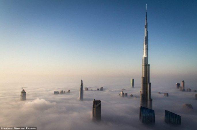 las excentricidades de la ciudad de Dubai 17