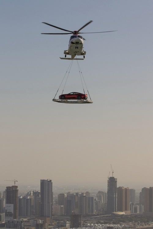 las excentricidades de la ciudad de Dubai 19