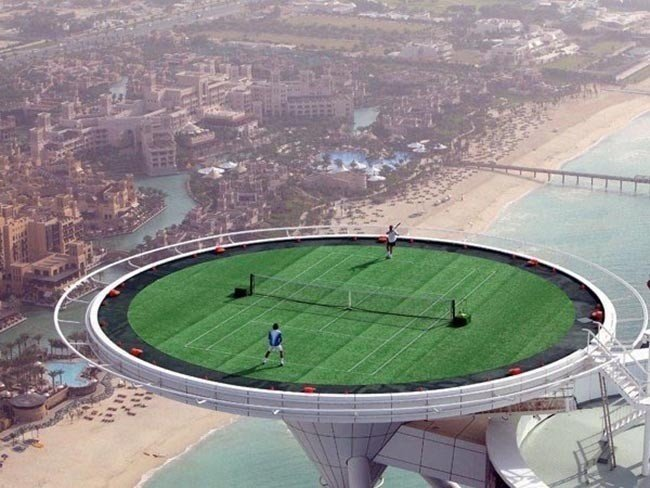 las excentricidades de la ciudad de Dubai 2