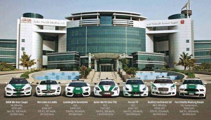 las excentricidades de la ciudad de Dubai 9