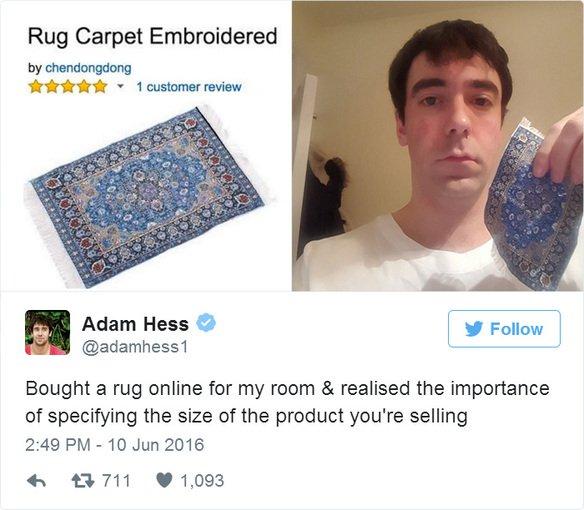 los peligros de comprar por internet sin fijarse bien 1