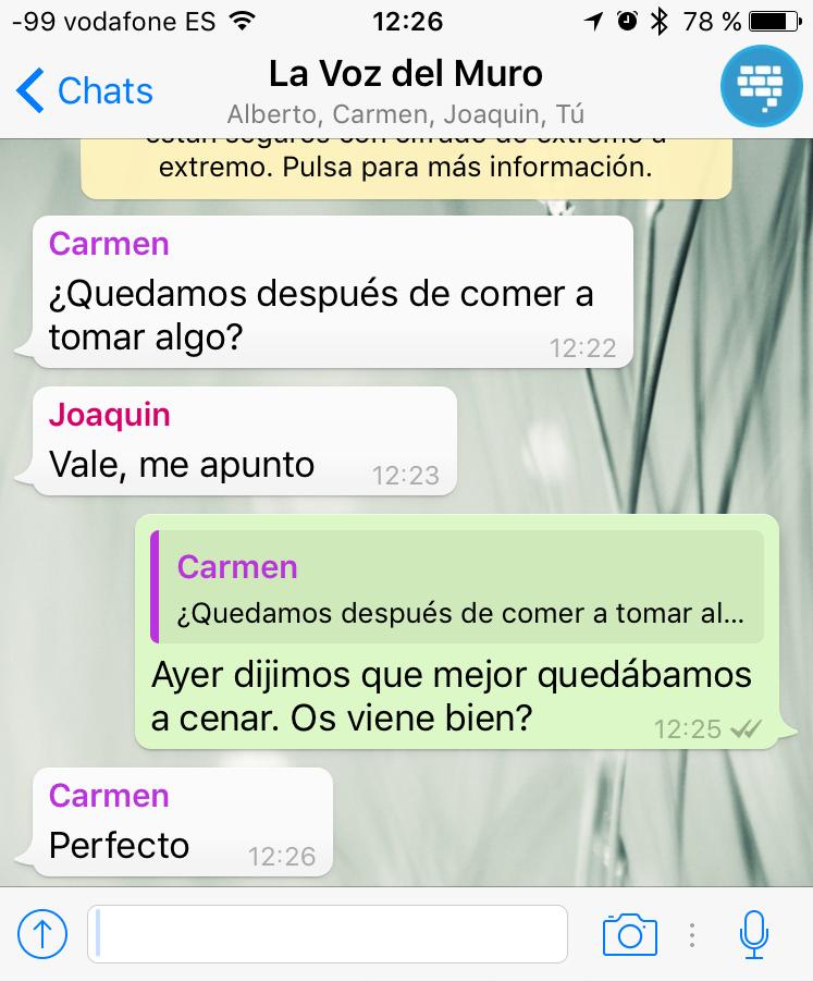 nuevo whatsapp 4