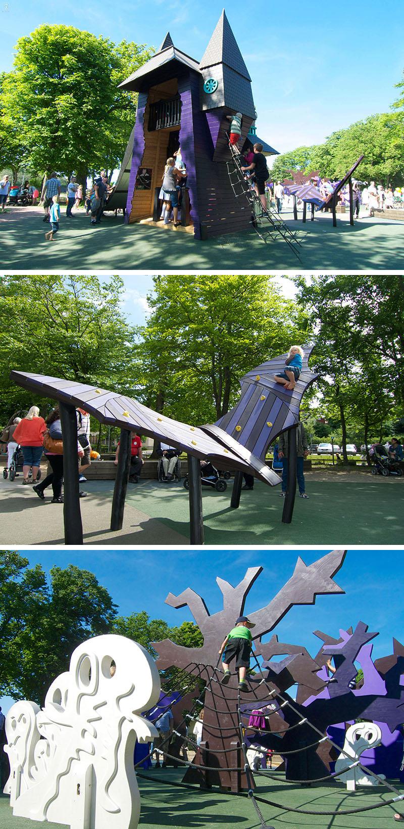 parques infantiles que gustaran tanto a pequeños y a adultos 6