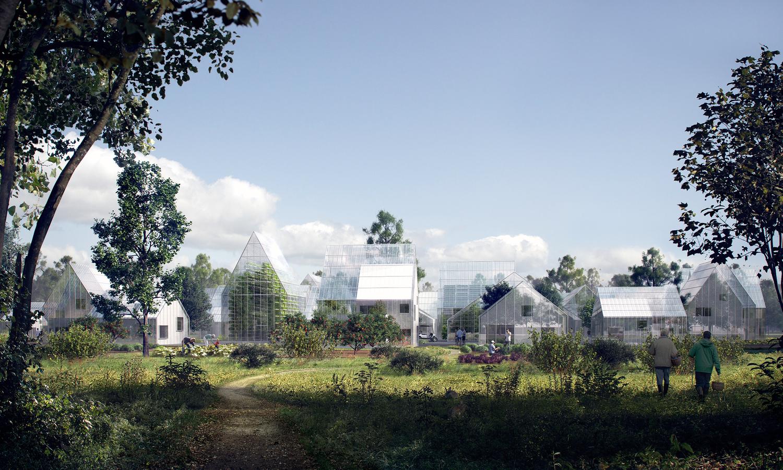 poblado ecologico sustentable 1