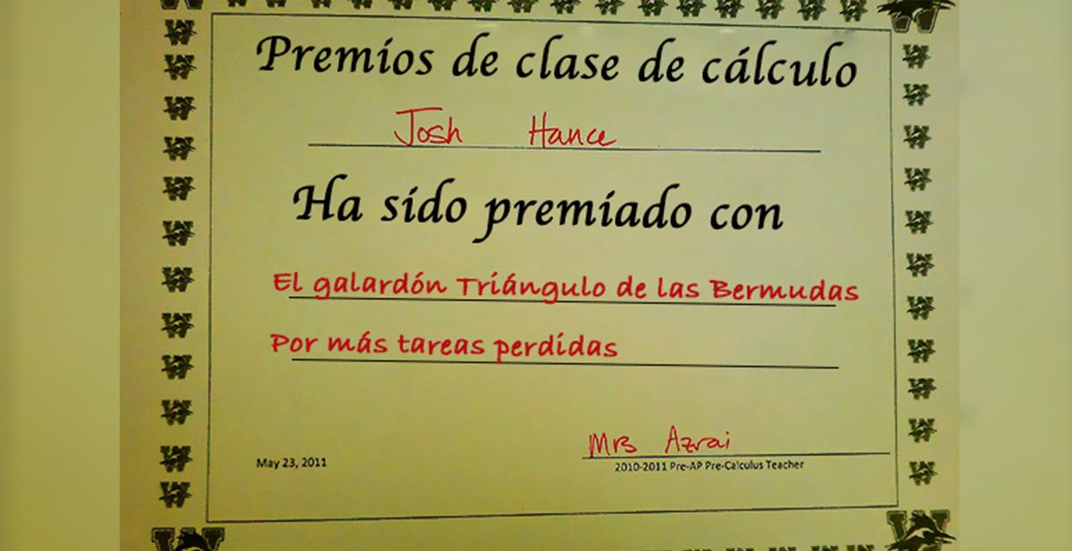 profesores con mucho humor