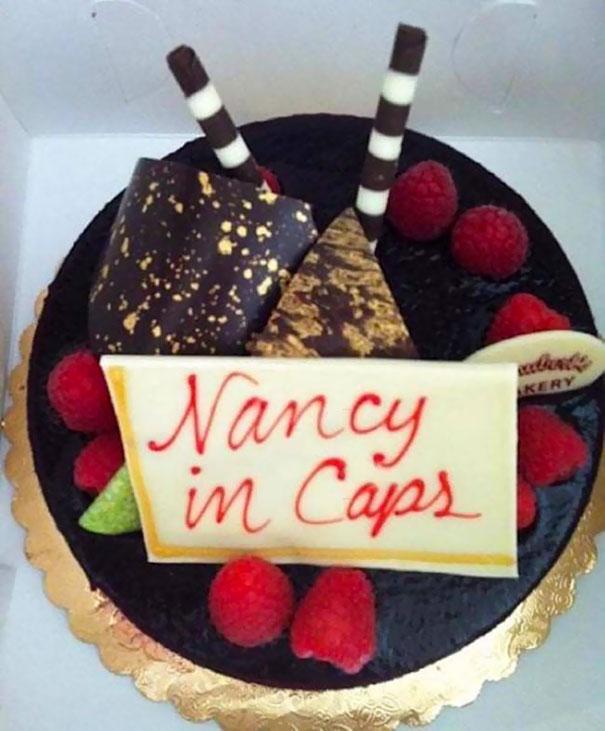 tartas de cumpleaños que salieron mal 14