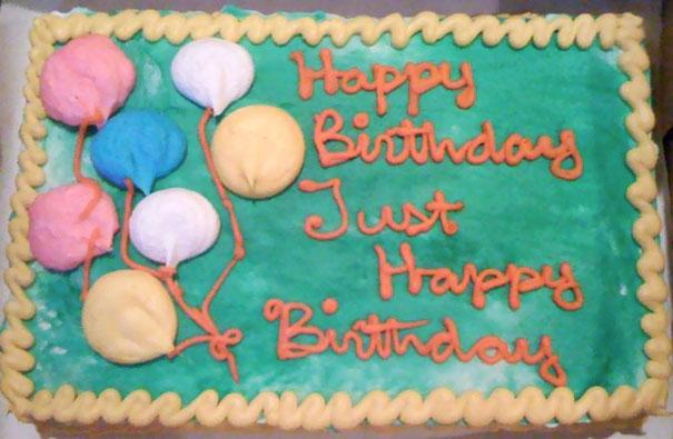 tartas de cumpleaños que salieron mal 16
