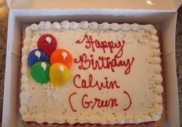 tartas de cumpleaños que salieron mal 27