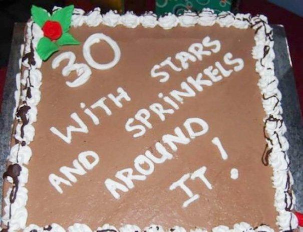 tartas de cumpleaños que salieron mal 30