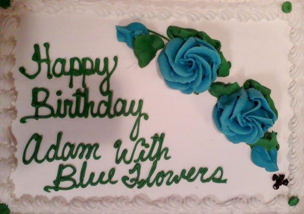 tartas de cumpleaños que salieron mal 33