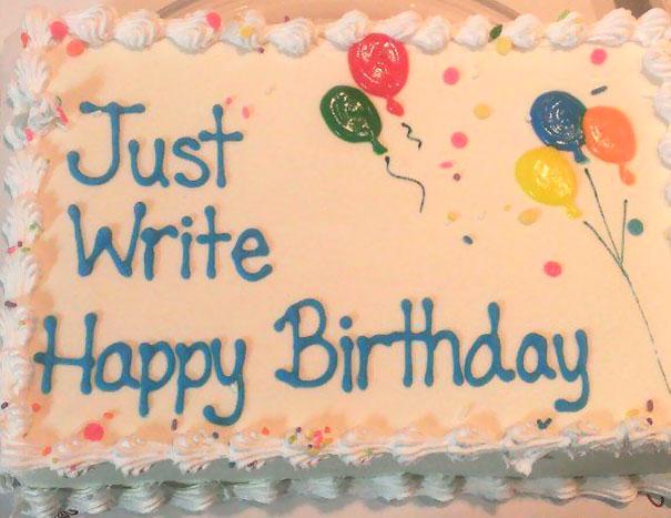 tartas de cumpleaños que salieron mal 7
