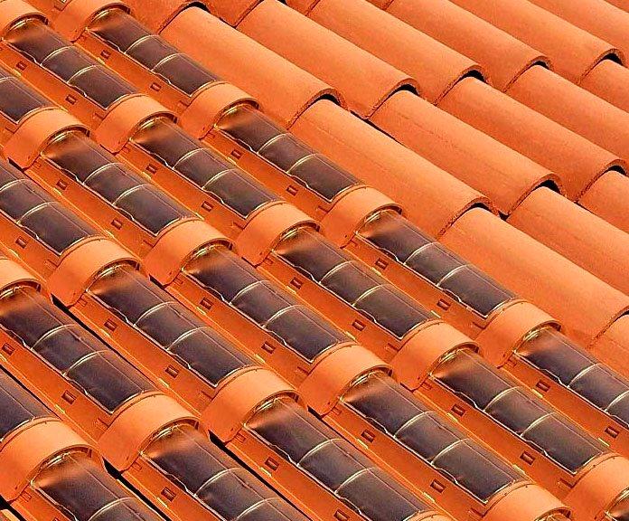 tejas solares tipos 1