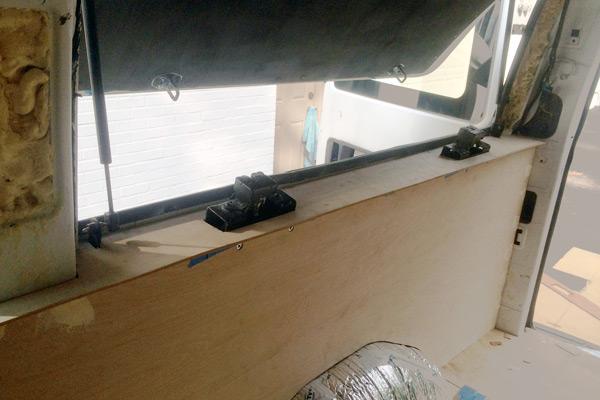 transformando una furgoneta en un estudio movil 8