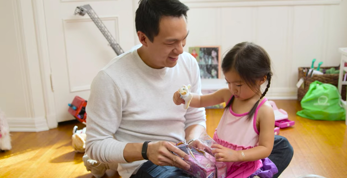trucos para ser el mejor padre del mundo