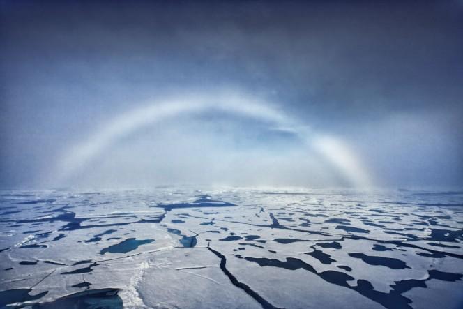 arco iris blancos de niebla 2
