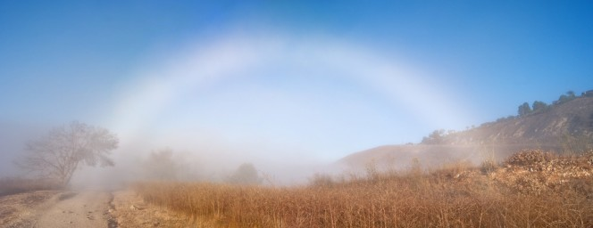 arco iris blancos de niebla 6