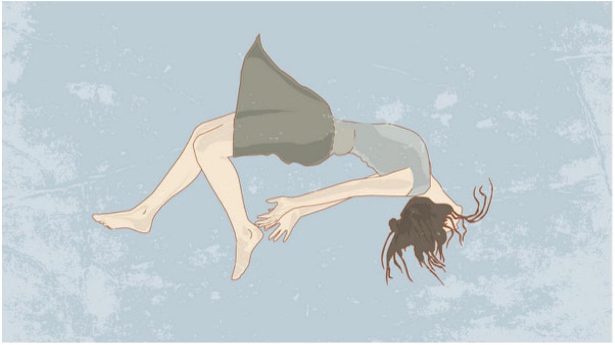 Por qué a veces sentimos que caemos al vacío cuando estamos durmiendo?