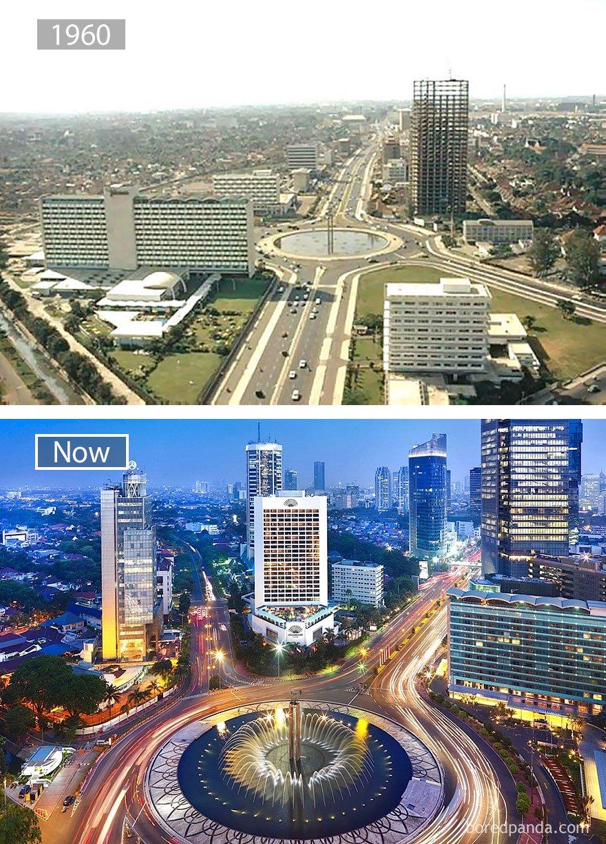 ciudades del mundo antes y ahora 15
