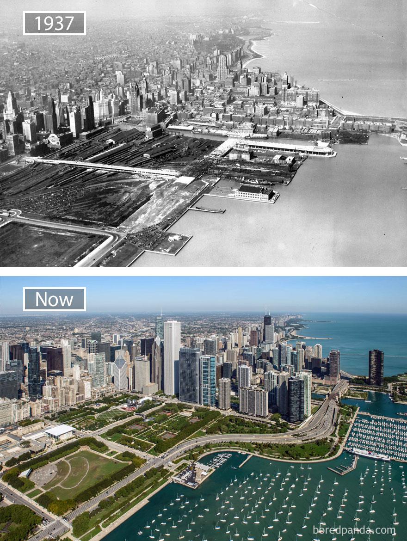 ciudades del mundo antes y ahora 19