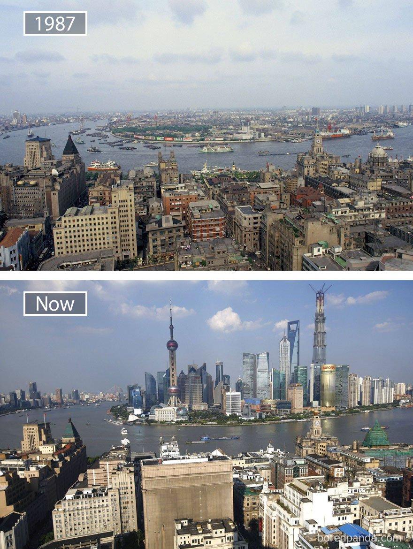 ciudades del mundo antes y ahora 21