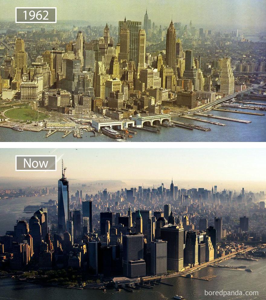 ciudades del mundo antes y ahora 22