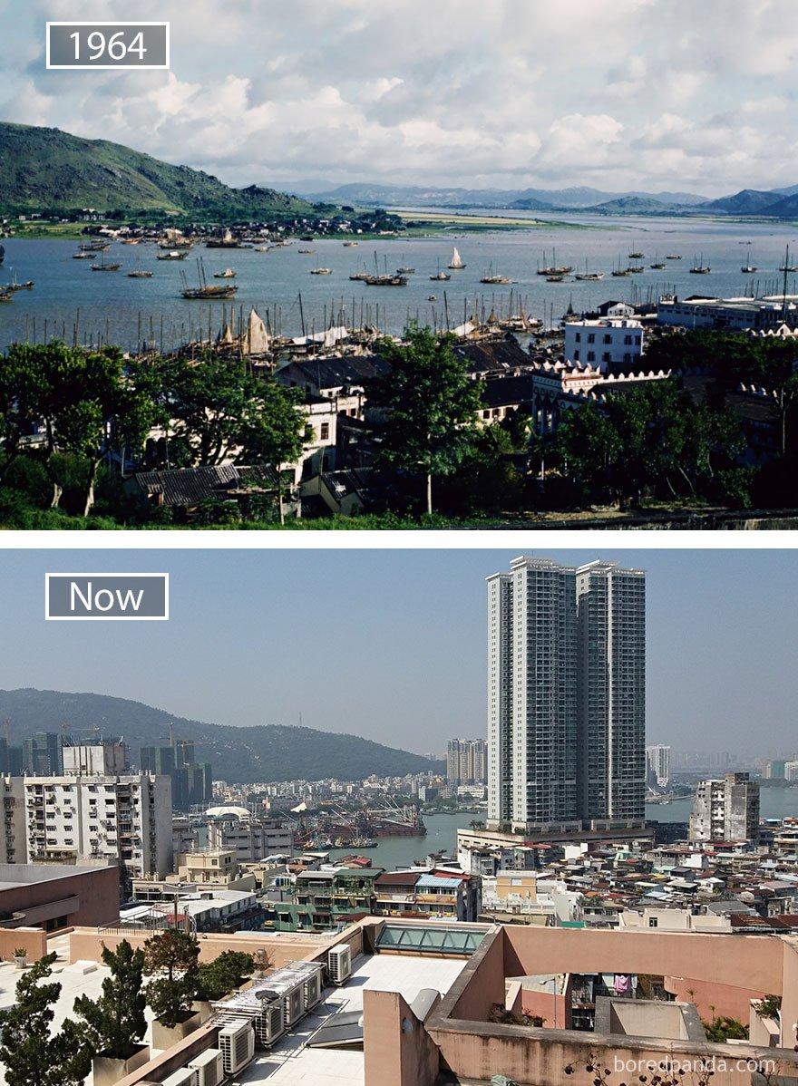 ciudades del mundo antes y ahora 28