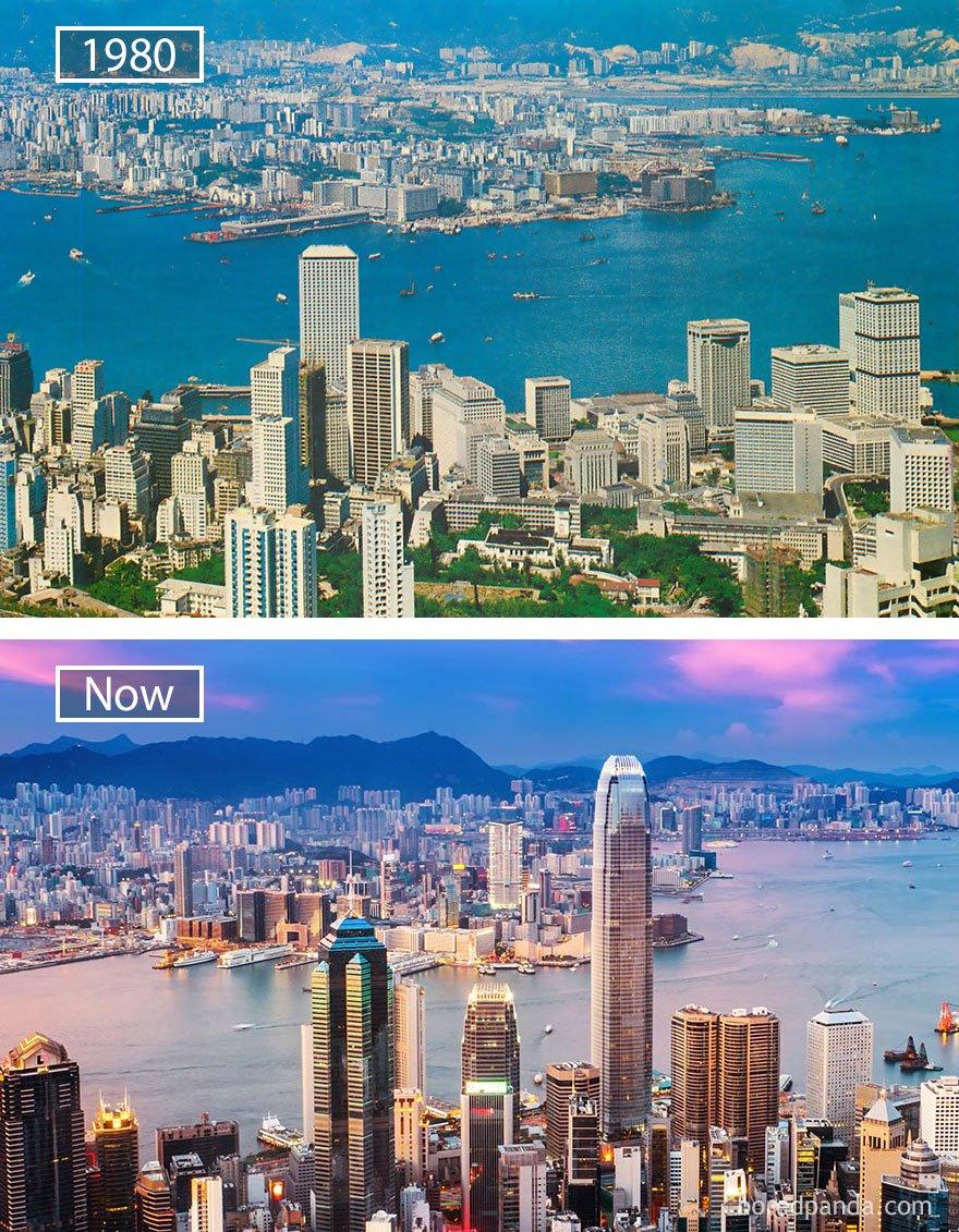 ciudades del mundo antes y ahora 29