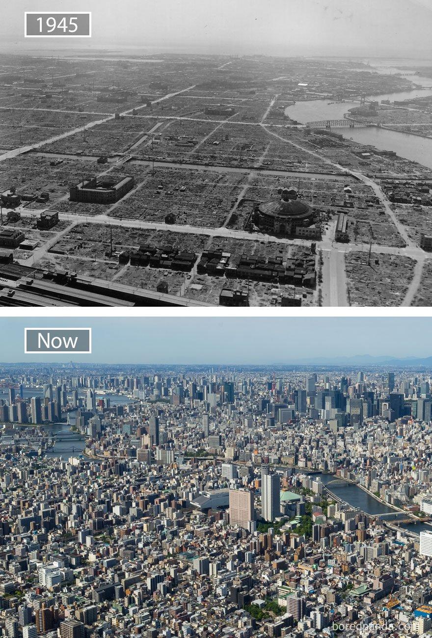 ciudades del mundo antes y ahora 5