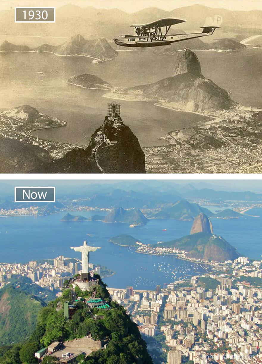 ciudades del mundo antes y ahora 7