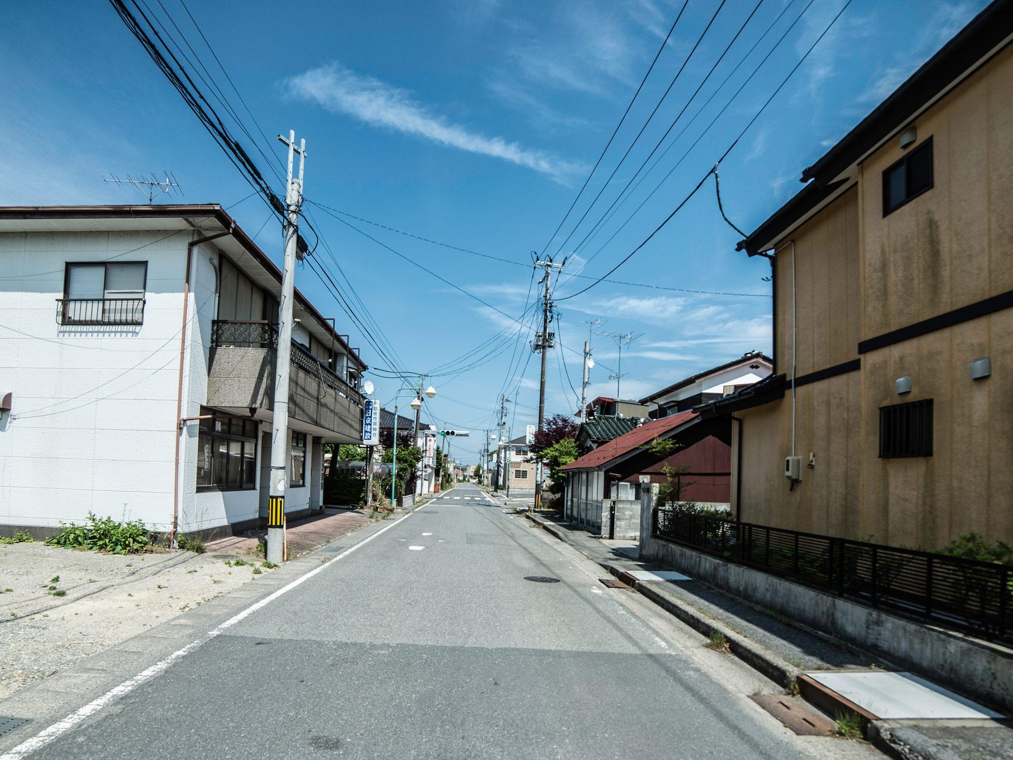 Así quedaron los pueblos cercanos a la central de Fukushima