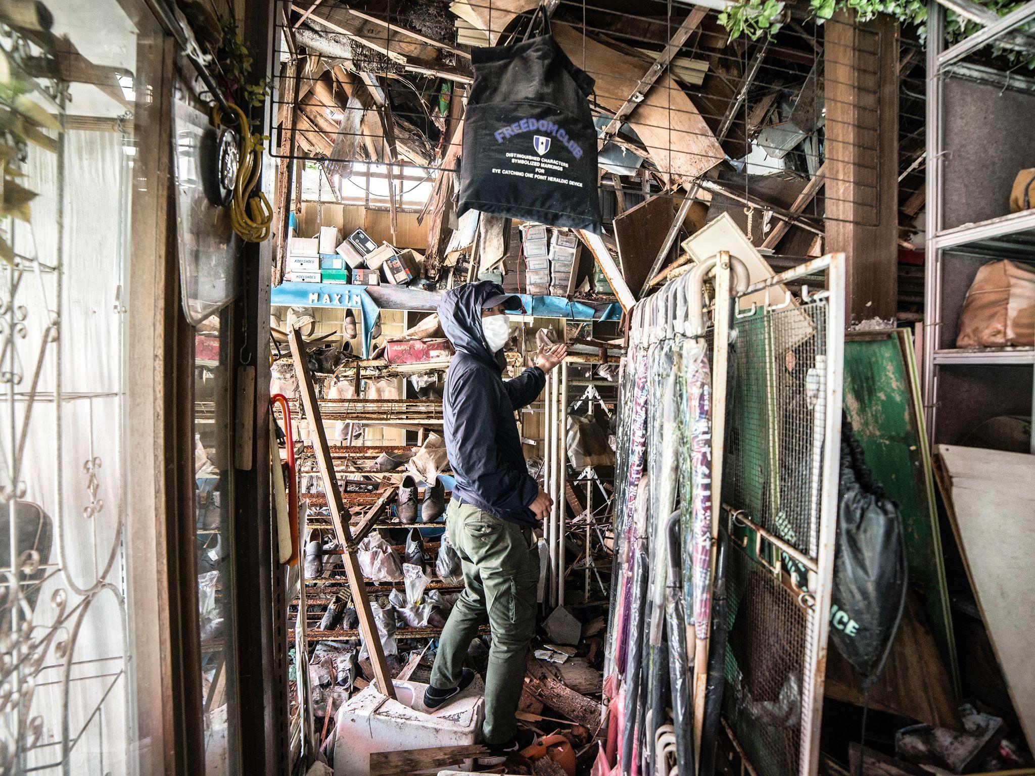 como es fukushima 5 años después del desastre 21