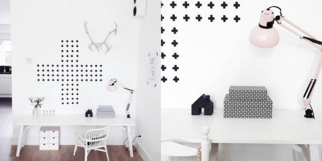 5 ideas originales para decorar las paredes de casa la - Decorar paredes de gotele ...