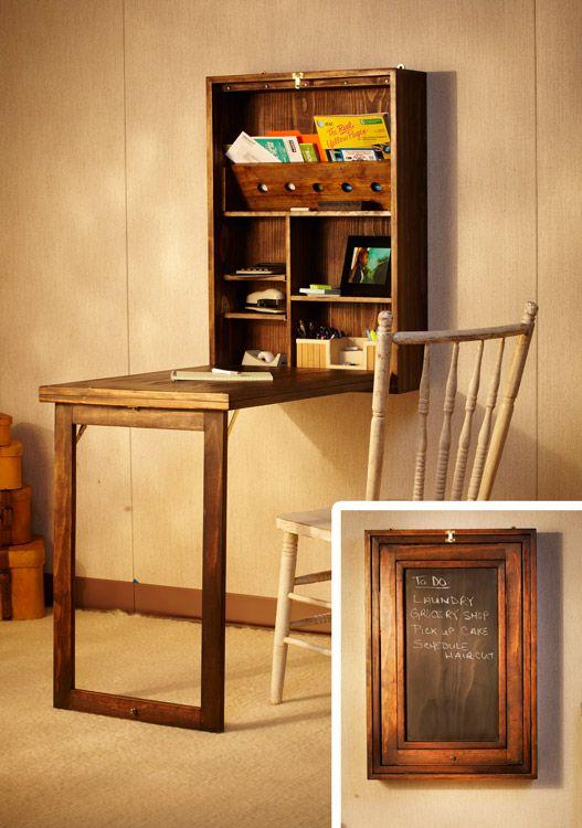 En Mini Oficina Brillantes Una Pisos Crear Pequeños Ideas 20 Para b6y7Yfgv