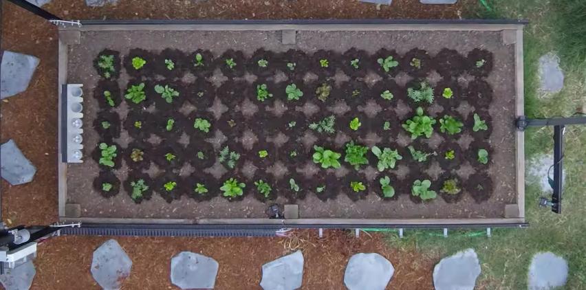 farmBot sistema de cultivo robotico diy 3