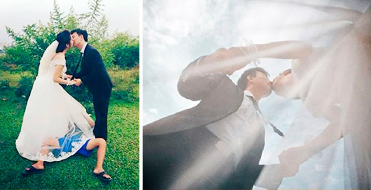 fotografos de boda y sus arriesgadas aventuras
