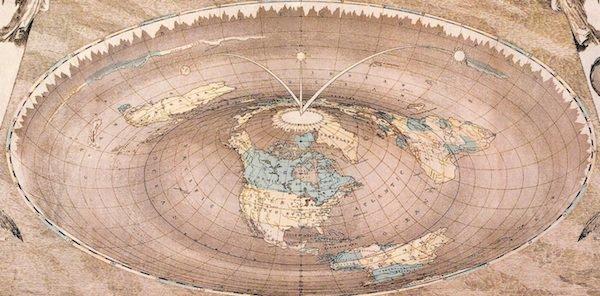gente que todavía piensa qu ela tierra es plana 4