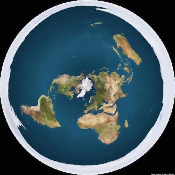 gente que todavía piensa qu ela tierra es plana 6