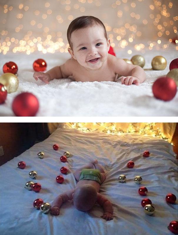 imagenes de bebes expectativas vs realidad 14