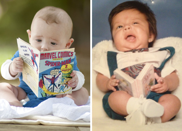 imagenes de bebes expectativas vs realidad 19