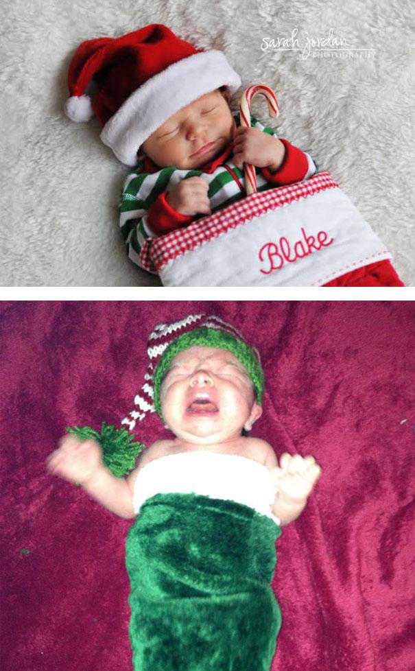 imagenes de bebes expectativas vs realidad 24