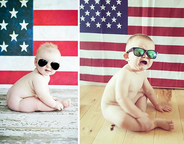 imagenes de bebes expectativas vs realidad 25