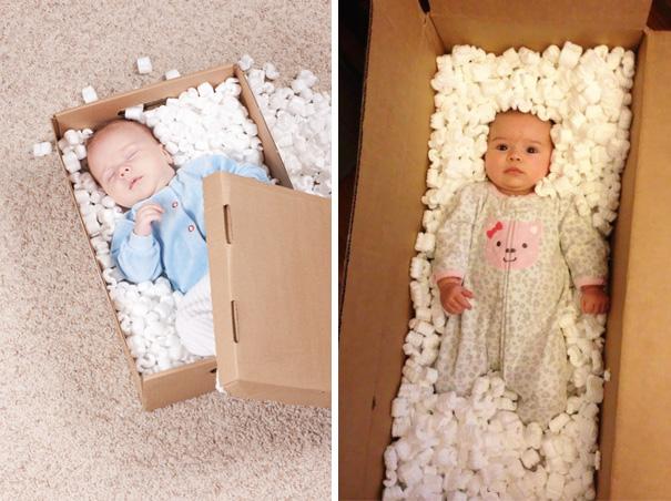 imagenes de bebes expectativas vs realidad 8