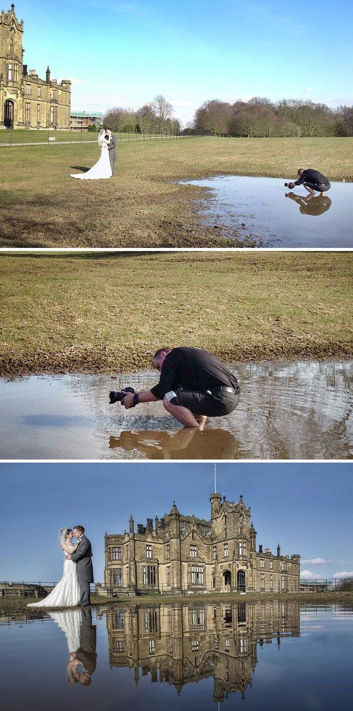 la dura vida de los fotografos de boda 1