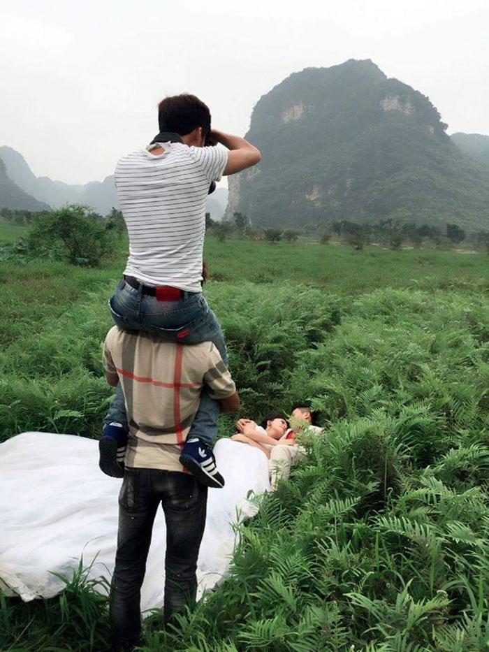 la dura vida de los fotografos de boda 10
