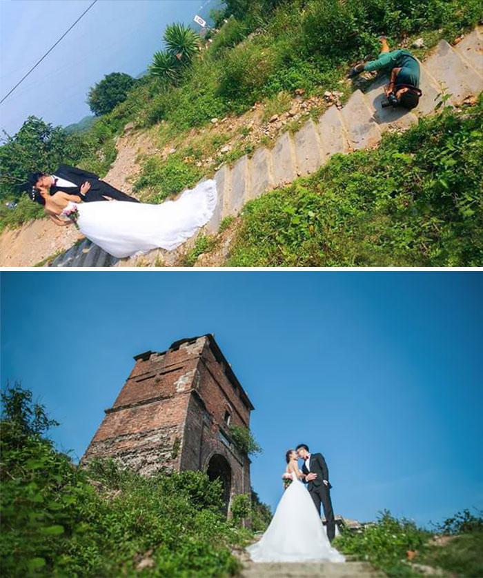 la dura vida de los fotografos de boda 14