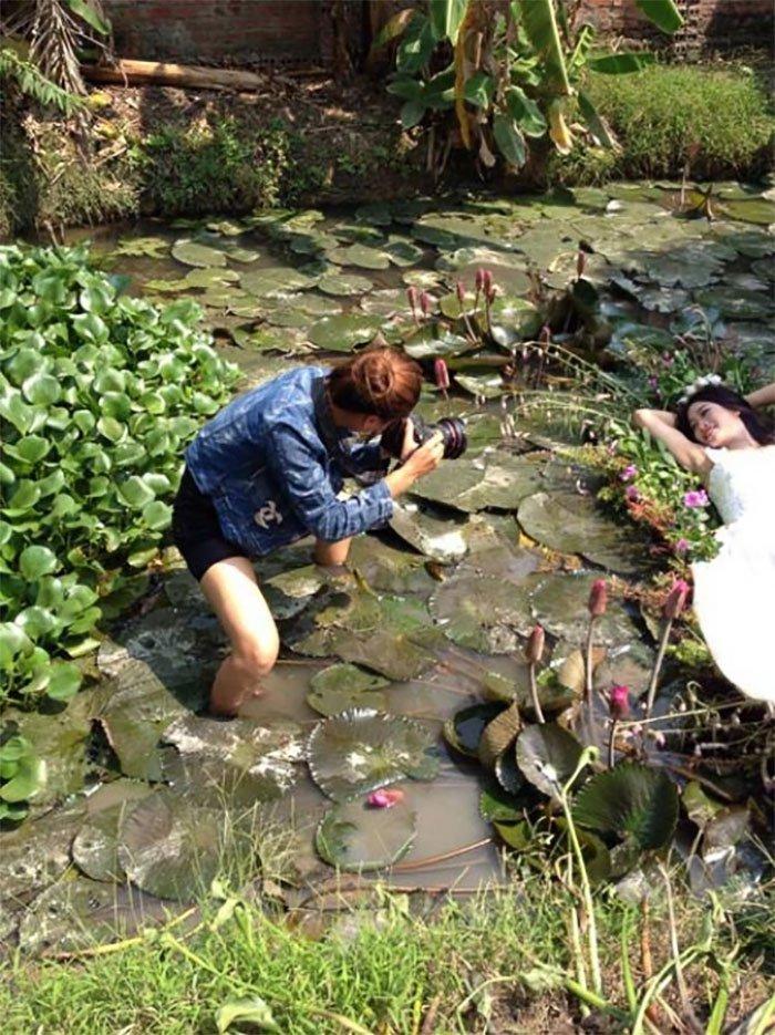 la dura vida de los fotografos de boda 15