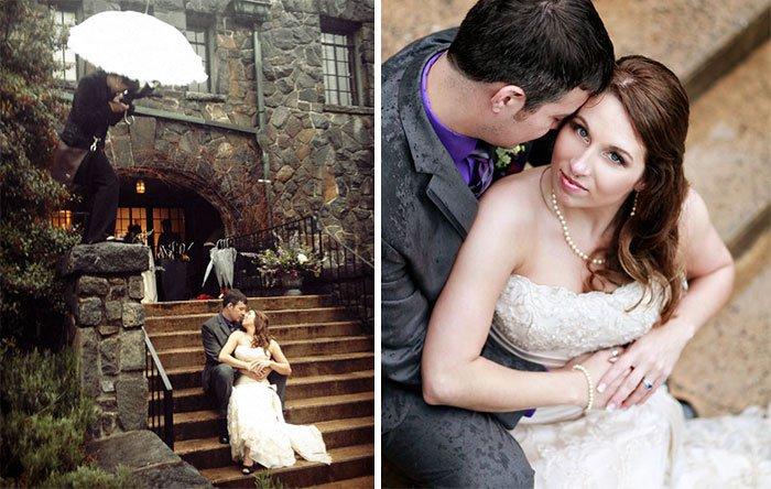 la dura vida de los fotografos de boda 16