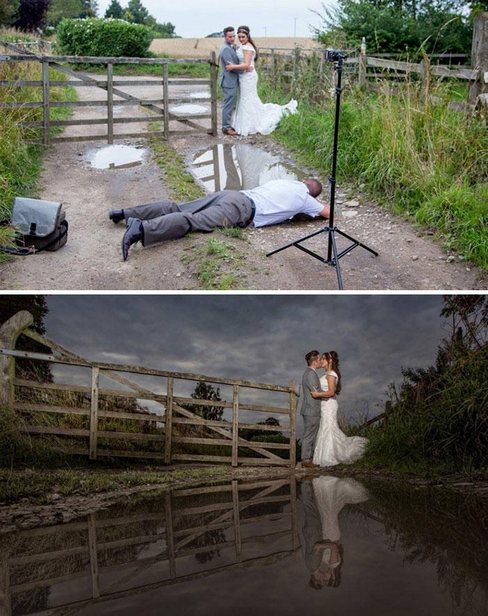 la dura vida de los fotografos de boda 2