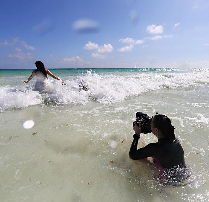 la dura vida de los fotografos de boda 24